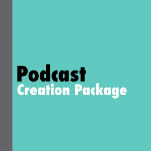Podcast Design & Creation Package