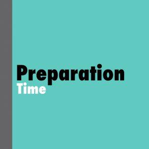 Preparation Time